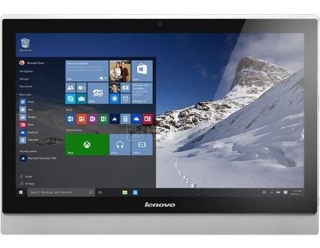 Моноблок Lenovo IdeaCentre S500z (23.0 LED/ Core i5 6200U 2300MHz/ 8192Mb/ HDD+SSD 1000Gb/ Intel GeForce GT 920A 2048Mb) MS Windows 10 Home (64-bit) [10K3004SRU]