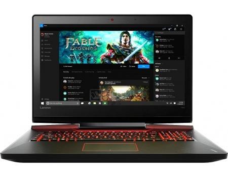 Ноутбук Lenovo IdeaPad Y900-17 (17.3 IPS (LED)/ Core i7 6700HQ 2600MHz/ 16384Mb/ HDD+SSD 1000Gb/ NVIDIA GeForce® GTX 980M 4096Mb) MS Windows 10 Home (64-bit) [80Q10061RK] от Нотик