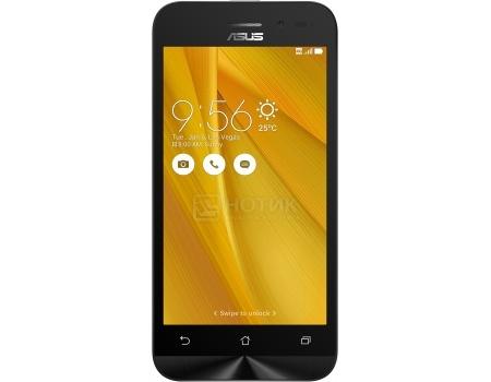 Смартфон Asus Zenfone Go ZB450KL Lemon Yellow (Android 6.0 (Marshmallow)/MSM8916 1200MHz/4.5