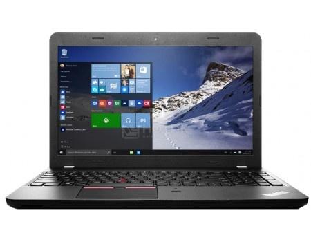 Ноутбук Lenovo ThinkPad Edge E560 (15.6 LED/ Core i5 6200U 2300MHz/ 4096Mb/ SSD 256Gb/ Intel HD Graphics 520 64Mb) MS Windows 10 Professional (64-bit) [20EV003QRT]