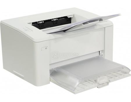 Фотография товара принтер лазерный монохромный HP LaserJet Pro M104a, A4, 22стр./мин, 128Мб, USB, Белый G3Q36A (48495)