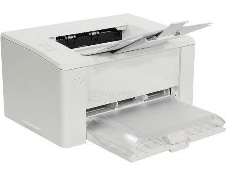 Принтер лазерный монохромный HP LaserJet Pro M104w, A4, 22стр./мин, 128Мб, WiFi, USB, Белый G3Q37A
