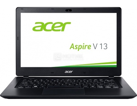 Ноутбук Acer Aspire V3-372-590J (13.3 IPS (LED)/ Core i5 6200U 2300MHz/ 4096Mb/ SSD / Intel HD Graphics 520 64Mb) MS Windows 10 Home (64-bit) [NX.G7BER.013]
