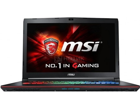 Ноутбук MSI GE72VR 6RF-213RU Apache Pro (17.3 LED/ Core i7 6700HQ 2600MHz/ 16384Mb/ HDD+SSD 1000Gb/ NVIDIA GeForce® GTX 1060 3072Mb) MS Windows 10 Home (64-bit) [9S7-179B11-213]