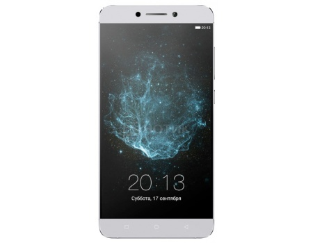 Смартфон LeEco Le 2 X527 Gray 32Gb LTE (Android 6.0 (Marshmallow)/MSM8976 1800MHz/5.5 (1920x1080)/3072Mb/32Gb/4G LTE 3G (EDGE, HSDPA, HSPA+)) [Le 2 X527]