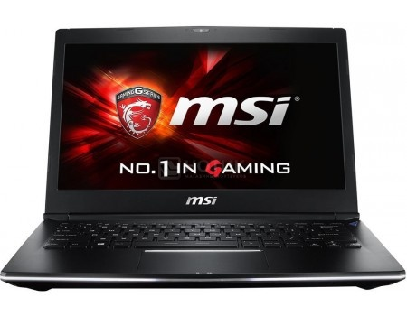 Ноутбук MSI GS32 7QE-013RU Shadow (13.3 LED (с широкими углами обзора IPS - level)/ Core i7 7500U 2700MHz/ 8192Mb/ SSD 256Gb/ NVIDIA GeForce® GTX 950M 2048Mb) MS Windows 10 Home (64-bit) [9S7-13F212-013]