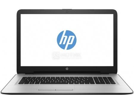 Ноутбук HP 17-y020ur (17.3 LED/ E-Series E2-7110 1800MHz/ 4096Mb/ SSD 128Gb/ AMD Radeon R2 series 64Mb) MS Windows 10 Home (64-bit) [X7G77EA]