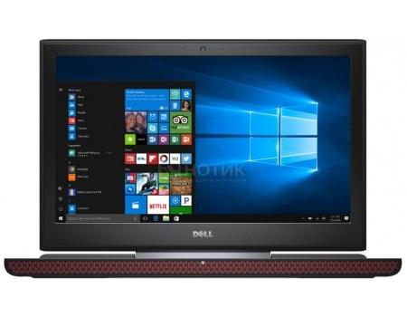 Ноутбук Dell Inspiron 7566 (15.6 LED/ Core i7 6700HQ 2600MHz/ 8192Mb/ HDD+SSD 500Gb/ NVIDIA GeForce® GTX 960M 4096Mb) MS Windows 10 Home (64-bit) [7566-9654]