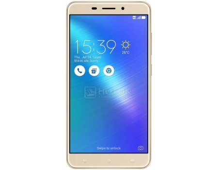 Смартфон Asus Zenfone 3 Laser ZC551KL (Android 6.0 (Marshmallow)/MSM8937 1400MHz/5.5