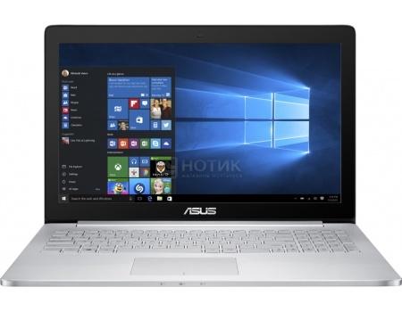 Ноутбук ASUS Zenbook Pro UX501VW-FI234R (15.6 IPS (LED)/ Core i7 6700HQ 2600MHz/ 16384Mb/ SSD 512Gb/ NVIDIA GeForce® GTX 960M 2048Mb) MS Windows 10 Professional (64-bit) [90NB0AU2-M04490]