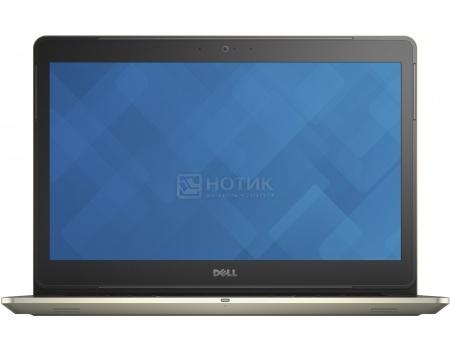 Ноутбук Dell Vostro 5468 (14.0 LED/ Core i5 7200U 2500MHz/ 4096Mb/ HDD 500Gb/ NVIDIA GeForce GT 940MX 2048Mb) MS Windows 10 Home (64-bit) [5468-2952]