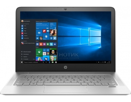 Ноутбук HP Envy 13-ab000ur (13.3 IPS (LED)/ Core i3 7100U 2400MHz/ 4096Mb/ SSD 128Gb/ Intel HD Graphics 620 64Mb) MS Windows 10 Home (64-bit) [X9X66EA]