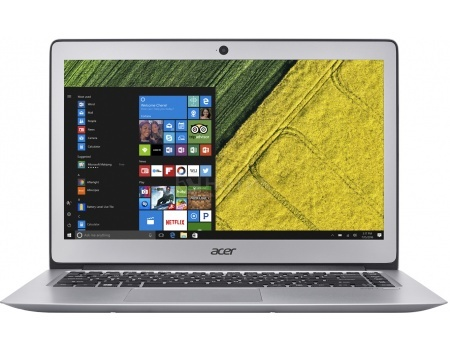 Ноутбук Acer Aspire Swift SF314-51-70BF (14.0 IPS (LED)/ Core i7 6500U 2500MHz/ 8192Mb/ SSD 256Gb/ Intel HD Graphics 520 64Mb) MS Windows 10 Home (64-bit) [NX.GKBER.009]