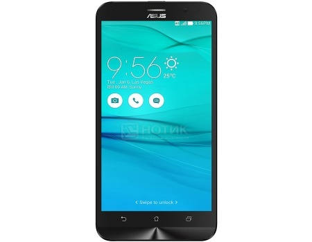 Смартфон Asus Zenfone Go ZB500KG Charcoal Black (Android 5.1/MSM8212 1200MHz/5.0