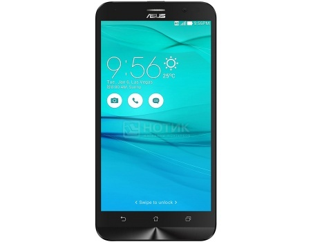 Смартфон Asus Zenfone Go ZB500KG Pearl White (Android 5.1/MSM8212 1200MHz/5.0