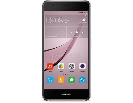 Смартфон Huawei Nova 32Gb Grey (Android 6.0 (Marshmallow)/MSM8953 2000MHz/5.0