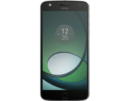 "Смартфон Motorola Moto Z Play 32Gb Black (Android 6.0 (Marshmallow)/MSM8953 2000MHz/5.5"" 1920x1"