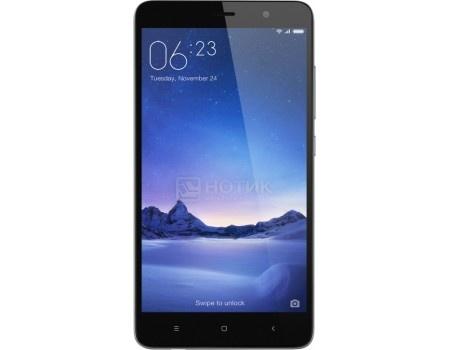 Смартфон Xiaomi Redmi Note 3 Pro (Android 5.1/MSM8956 1800MHz/5.5 (1920x1080)/3072Mb/32Gb/4G LTE 3G (EDGE, HSDPA, HSPA+)) [6954176886286]
