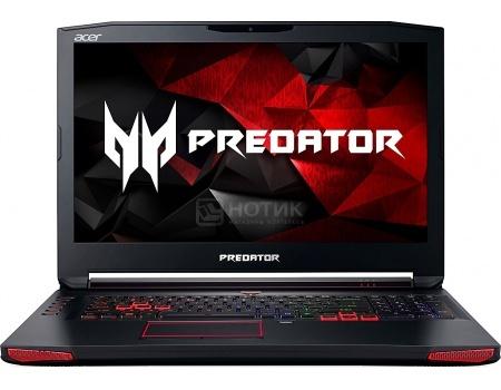 Ноутбук Acer Predator G9-793-76A7 (17.3 IPS (LED)/ Core i7 6700HQ 2600MHz/ 32768Mb/ HDD+SSD 1000Gb/ NVIDIA GeForce® GTX 1070 8192Mb) Linux OS [NH.Q17ER.003]