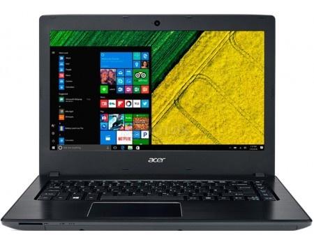 Ноутбук Acer Aspire E5-475G-3386 (14.0 LED/ Core i3 6100U 2300MHz/ 6144Mb/ SSD 128Gb/ NVIDIA GeForce GT 940MX 2048Mb) MS Windows 10 Home (64-bit) [NX.GCPER.002]