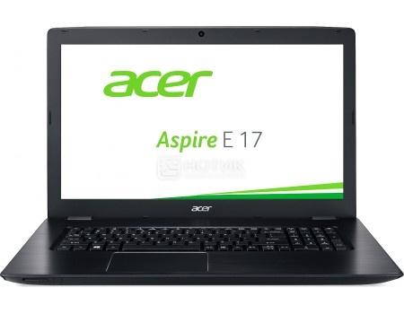Ноутбук Acer Aspire E5-774G-72FJ (17.3 LED/ Core i7 6500U 2500MHz/ 12288Mb/ HDD+SSD 1000Gb/ NVIDIA GeForce® GTX 950M 2048Mb) Linux OS [NX.GEDER.005]
