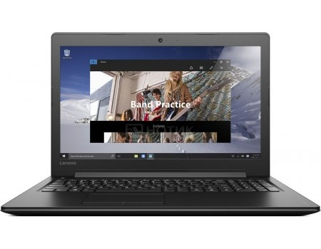 Ноутбук Lenovo IdeaPad 310-15 (15.6 LED/ Core i3 6100U 2300MHz/ 4096Mb/ HDD 1000Gb/ NVIDIA GeForce GT 920MX 2048Mb) MS Windows 10 Home (64-bit) [80SM00QHRK]