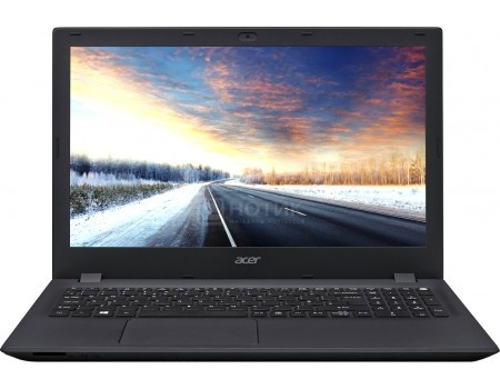 Ноутбук Acer TravelMate P258-M-P3R4 (15.6 LED/ Pentium Dual Core 4405U 2100MHz/ 4096Mb/ HDD 500Gb/ Intel HD Graphics 510 64Mb) MS Windows 10 Professional (64-bit) [NX.VC7ER.019]