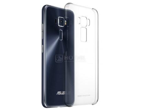 Чехол-накладка Asus Clear Case для Zenfone 3 ZE520KL, Пластик, Прозрачный 90AC01U0-BCS001