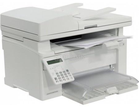 МФУ лазерное монохромное HP LaserJet Pro M132fn, A4, ADF, 22стр/мин, 256Мб, факс, USB, LAN Белый G3Q63A