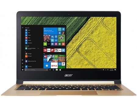 Ноутбук Acer Aspire Swift SF713-51-M8KU (13.3 IPS (LED)/ Core i5 7Y54 1200MHz/ 8192Mb/ SSD 256Gb/ Intel HD Graphics 615 64Mb) MS Windows 10 Home (64-bit) [NX.GK6ER.002]