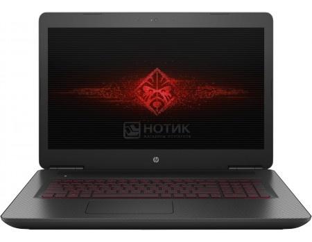 Ноутбук HP Omen 17-w101ur (17.3 IPS (LED)/ Core i7 6700HQ 2600MHz/ 12288Mb/ HDD+SSD 1000Gb/ NVIDIA GeForce® GTX 1060 6144Mb) MS Windows 10 Home (64-bit) [Y5V56EA]HP<br>17.3 Intel Core i7 6700HQ 2600 МГц 12288 Мб DDR4-2133МГц HDD+SSD 1000 Гб MS Windows 10 Home (64-bit), Черный<br>