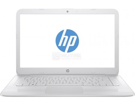 Ноутбук HP Stream 14-ax007ur (14.0 LED/ Celeron Dual Core N3050 1600MHz/ 2048Mb/ SSD / Intel HD Graphics 64Mb) MS Windows 10 Home (64-bit) [Y7X30EA]