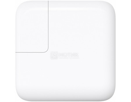 Фотография товара зарядное устройство Apple 29W to USB Type C Power Adapter, Белый MJ262Z/A (49065)