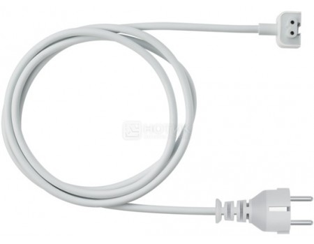 Кабель-удлинитель Apple Power Adapter Extension Cable(1.8m), Белый MK122Z/A
