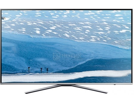 Телевизор Samsung 40 UE40KU6400U LED, UHD, Smart TV, CMR 1500, Серебристый