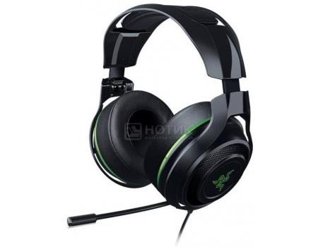 Гарнитура проводная Razer ManOWar 7.1, Черный/Зеленый RZ04-01920300-R3M1, арт: 49099 - Razer