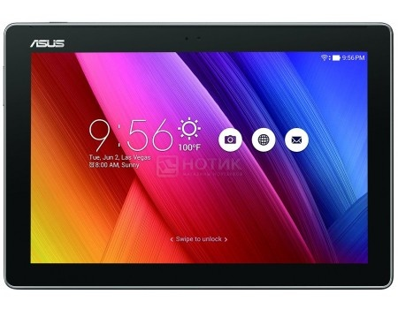 Планшет ASUS ZenPad 10 Z300CNL-6A043A 16Gb (Android 6.0 (Marshmallow)/Z3560 1830MHz/10.1