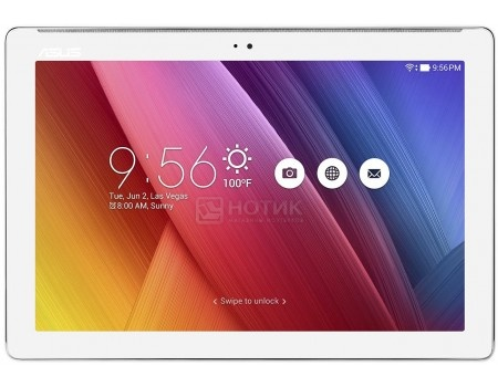 Планшет ASUS ZenPad 10 Z300CNL-6B035A 16Gb (Android 6.0 (Marshmallow)/Z3560 1830MHz/10.1