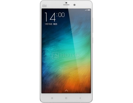 "Смартфон Xiaomi Mi Note 64Gb White (Android 4.4/MSM8974AC 2500MHz/5.7"" 1920x1080/3072Mb/64Gb/4G LTE ) [Mi Note 64Gb White] от Нотик"