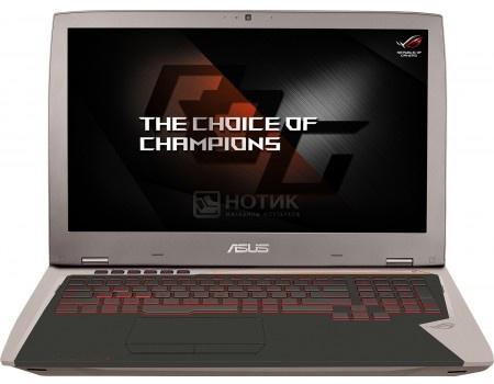 Ноутбук ASUS G701VI-BA030T (17.3 IPS (LED)/ Core i7 6700HQ 2600MHz/ 32768Mb/ SSD 1000Gb/ NVIDIA GeForce GTX 1080 8192Mb) MS Windows 10 Home (64-bit) [90NB0E61-M00580]