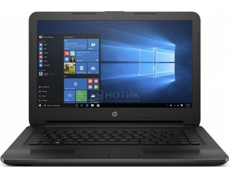 Ноутбук HP 14-am012ur (14.0 LED/ Core i3 5005U 2000MHz/ 4096Mb/ HDD 500Gb/ AMD Radeon R5 M430 2048Mb) MS Windows 10 Home (64-bit) [Z3C61EA]
