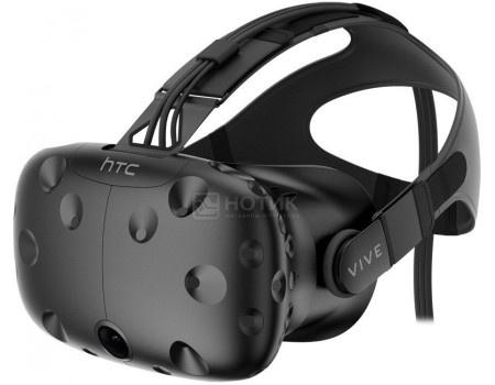 Шлем виртуальной реальности HTC Vive, Черный 99HAHZ061-00