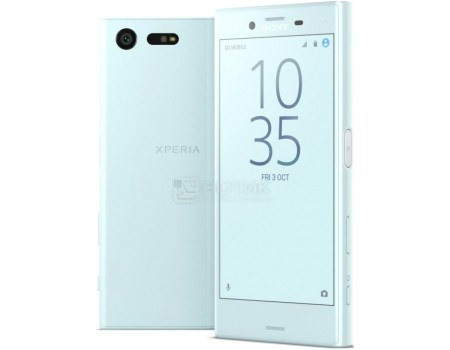 Смартфон Sony Xperia X Compact Blue (Android 6.0 (Marshmallow)/MSM8956 1800MHz/4.6