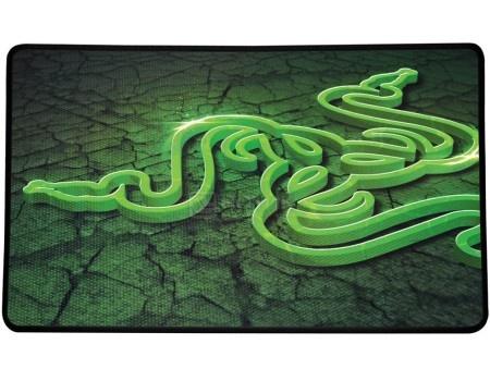Фотография товара коврик для мыши Razer Goliathus Control Fissure Edition Medium, Зеленый RZ02-01070600-R3M2 (49291)