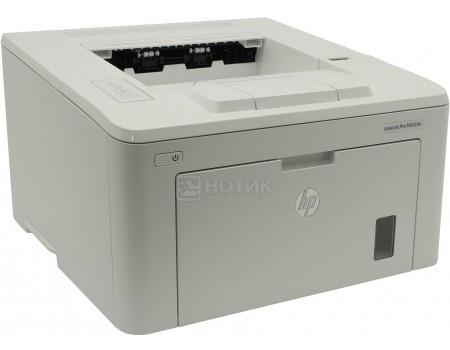 Принтер лазерный HP LaserJet Pro M203dn, A4, 28стр./мин, 256Мб, USB, LAN, Белый G3Q46A