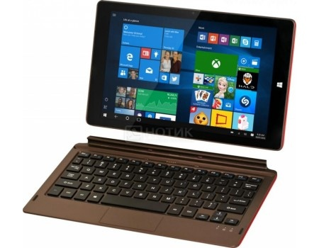 "Планшет Prestigio MultiPad Visconte V (MS Windows 10 Home (64-bit)/Z3735F 1330MHz/10.1"" 1280x800/2048Mb/64Gb/ ) [PMP1012TFRD] от Нотик"