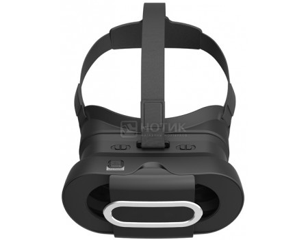 "Очки виртуальной реальности IQFuture для смартфонов на OS и Android 4.7""-6.0"" IQ-VRGO VR BOX, Черный, арт: 49355 - IQfuture"