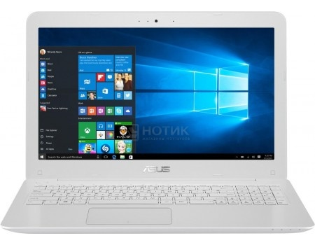 Ноутбук ASUS X556UQ-XO769T (15.6 LED/ Core i5 7200U 2500MHz/ 4096Mb/ HDD 1000Gb/ NVIDIA GeForce GT 940MX 2048Mb) MS Windows 10 Home (64-bit) [90NB0BH5-M09660]