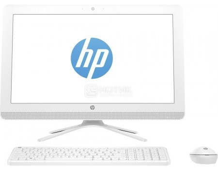 Моноблок HP 22-b044ur (21.5 IPS (LED)/ Core i3 6100U 2300MHz/ 4096Mb/ Hybrid Drive 1000Gb/ NVIDIA GeForce GT 920MX 2048Mb) MS Windows 10 Home (64-bit) [Y0Z76EA]