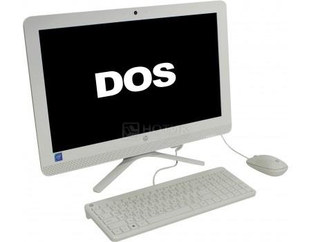 Моноблок HP 22-b013ur (21.5 IPS (LED)/ Celeron Dual Core J3060 1600MHz/ 4096Mb/ HDD 500Gb/ Intel HD Graphics 400 64Mb) Free DOS [X0Z36EA]